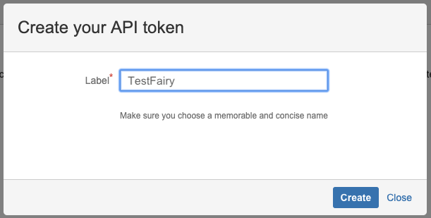 Set TEstFairy JIRA Key