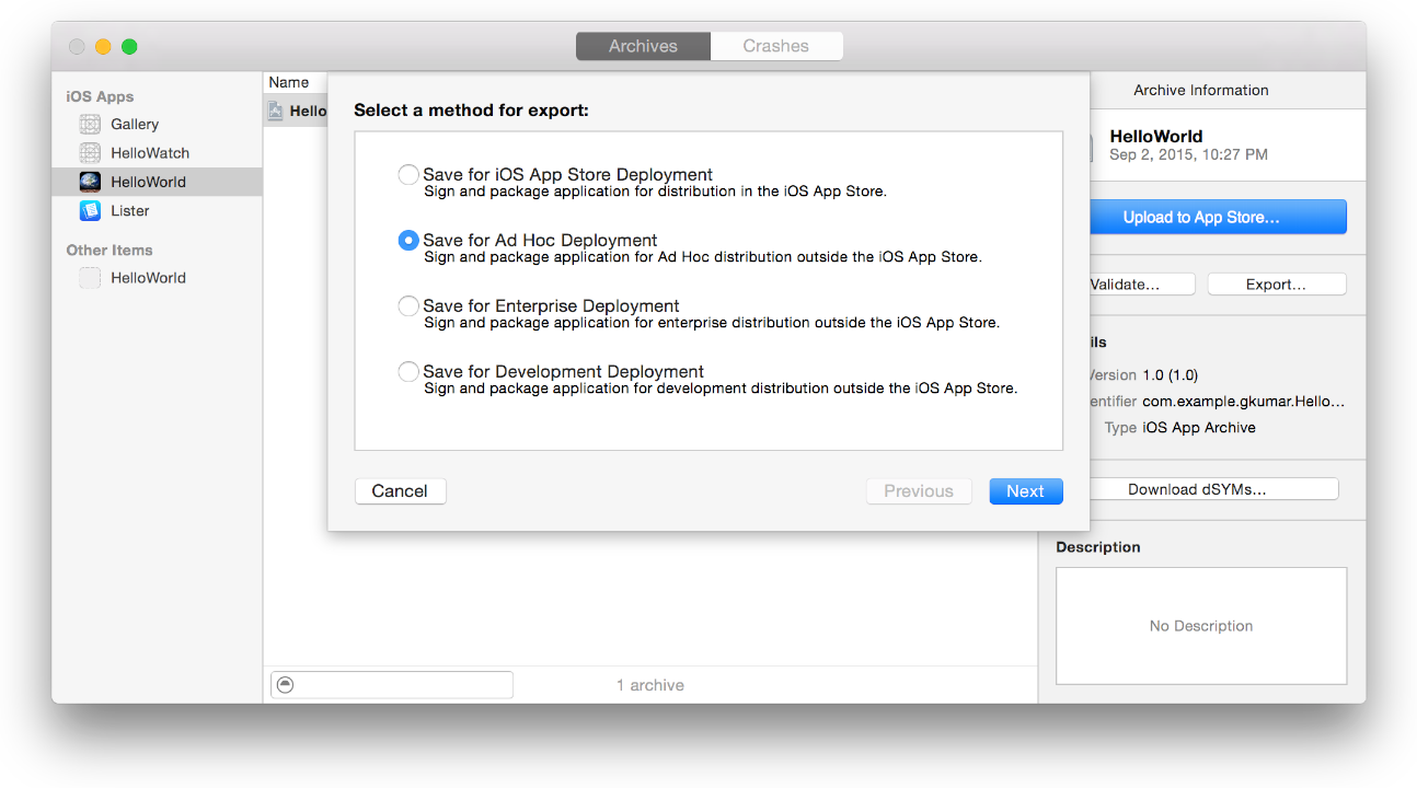 a valid provisioning profile for this executable was not found  xcode 10